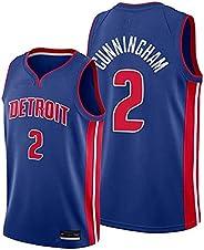 Cade Cunningham Detroit Pistons Blue Icon Edition Swingman Jersey, Men's Je