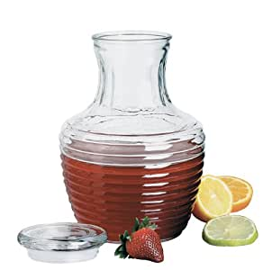 Anchor Hocking 64-Ounce Chiller with Glass Lid