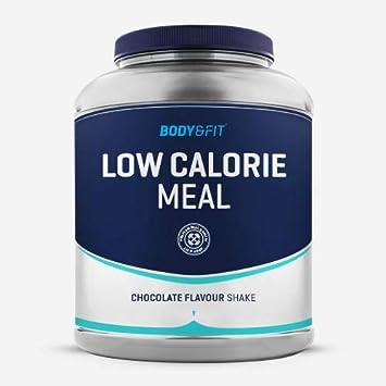 Body & Fit - Sustituto de comidas bajas en calorías –