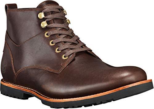 Timberland Kendrick Waterproof Chukka Boot - Men's Dark Brown Full Grain, 10.0 (The Best Chukka Boots)