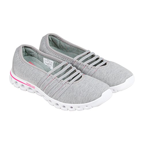K-Swiss Women's X Lite MJ Heather CMF Cross-Trainer Shoe, Paloma/Hot Pink , 7.5 M US