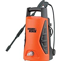 Black & Decker PW1370TD-XD Pressure Washer, 1300W, 100 Bar