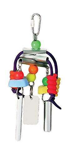 Prevue Pet Products Chime Time Summer Breeze Bird Toy (Prevue Chime)