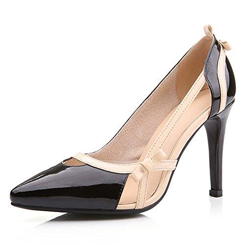 Zapatos negros Berydale para mujer N26Lt