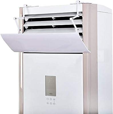 hyy Plástico Ajustable Montado En El Piso Aire Acondicionado Parabrisas Aire Acondicionado Deflector Parabrisas para Evitar El Viento Frío Que Sopla Directamente Adecuado para Niños Embarazadas: Amazon.es: Hogar