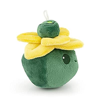 Slime Rancher Tangle Slime Mini Plush Collectible | Official Slime Rancher Soft Plush Doll | 4-Inch Tall: Toys & Games