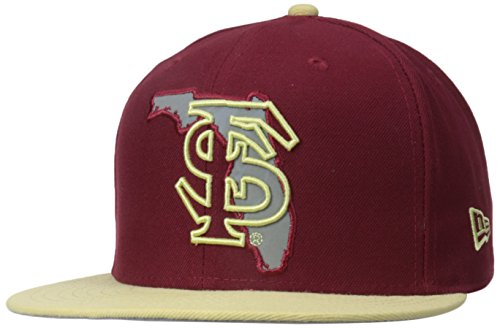 Florida State Fitted Hat - 8