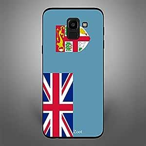 Samsung Galaxy J6 Fiji Flag
