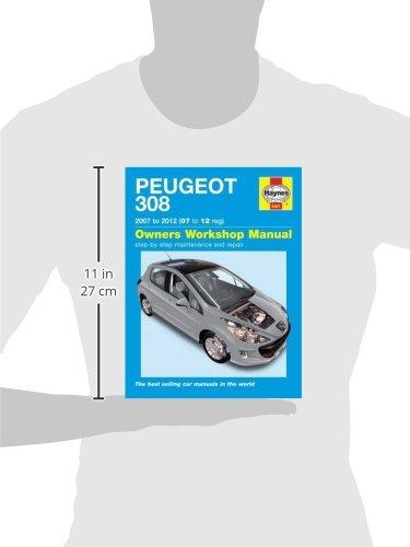 Peugeot 308 Petrol & Diesel 07 - 12 (07 To 12): Amazon.es: Peter T. Gill: Libros en idiomas extranjeros