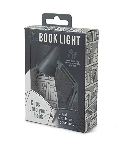 The Little Book Light (Gray) from IF