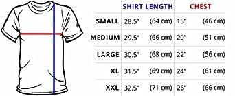 KayaTrends Graphic Tees Starry Night Tardis 100/% Ring-Spun Cotton T-Shirt