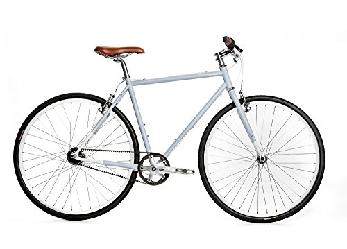 Brilliant Bicycles Co. - Brilliant L Train Belt Drive Bicycle