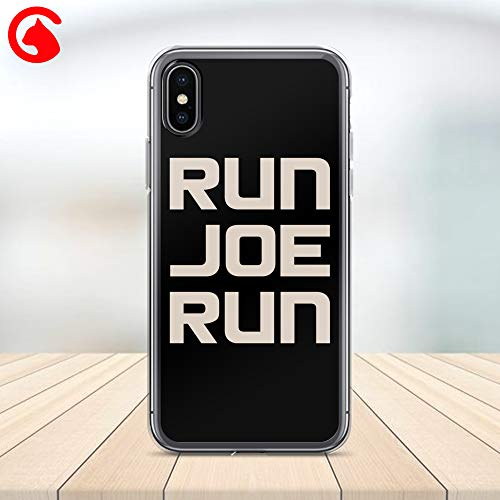 (CatixCases Joe Biden Phone Case Biden for President 2020 Cell Plastic Сlear Case for Apple iPhone X/XS/XR/XS Max / 7/8 / plus iPhone 6 / 6S plus Protector Protective Cover Art Design )