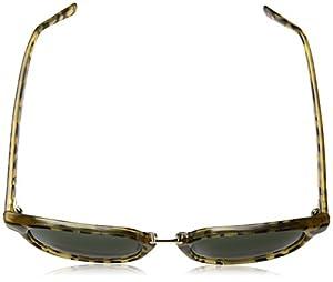 A.J. Morgan Maximus Round Sunglasses, Antique Tortoise, 52 mm