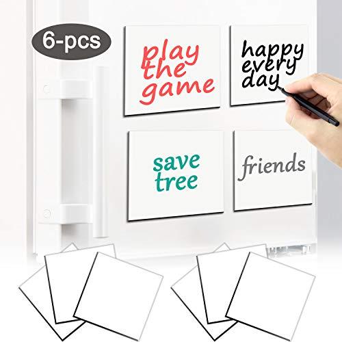 ZSYKD Magnetic Dry Erase Labels-Name Plates 4