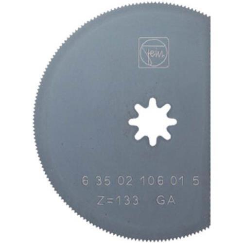 Fein 63502106015 3-1/8-Inch High Speed Steel Segmented Saw Blade
