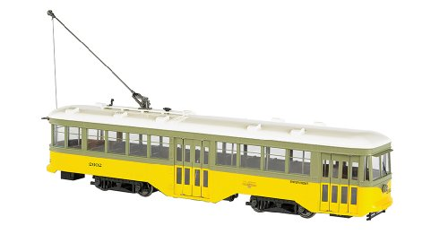 Used, Bachmann Peter Witt Street Car - DCC Ready Los Angeles for sale  Delivered anywhere in USA