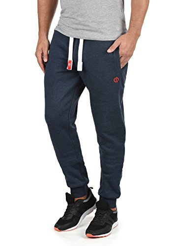 Bennpant Jogging Melange Sport De Polaire Insignia Pantalon Blue Pour 8991 Survêtement solid Doublure Homme FUqwCF
