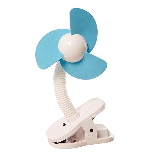 Dreambaby Stroller Fan White Blue product image