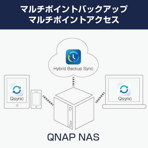 QNAP TS-253B-4G-US 2-Bay Professional-Grade iSCSI NAS  Intel Celeron