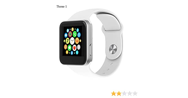 Amazon.com: RGA Smartwatch Sport Wrist Waterproof Handsfree ...