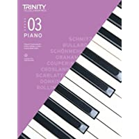 Trinity College London Piano Exam Pieces & Exercises 2018-2020. Grade 3 (with CD)