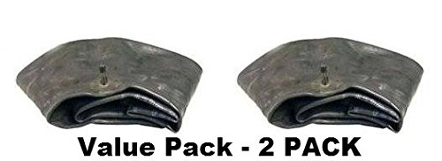 SET OF 2 (TWO) 15X6.00-6 Firestone Inner Tubes Tr 13 Rubber Valve Lawn Garden Mower Implement (Tube Lawn Garden Tractor)