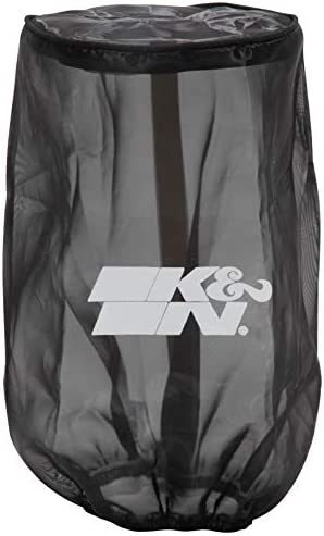 K/&N Filters RC-3680DK Dry Charger Filter Wrap with Additional Pre-filter