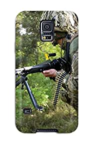 Top Quality Rugged British Army Case Cover For Galaxy S5