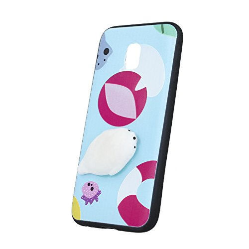 BACK CASE PRINT 3D Animal die Robbe / Seal Für Apple iPhone 5 iPhone 5S iPhone 5G iPhone 5SE Silikonhülle Hülle Etui Flip Cover Silikon Tasche