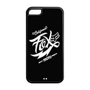 Diystore Fox Racing IPHONE 5C Best Rubber Cover Case