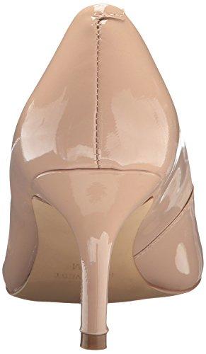 Nine West Women's Austin Patent Dress Pump Taupe tjhfGb7ds