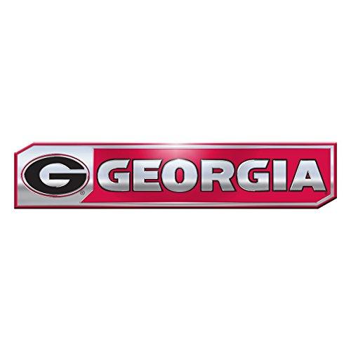 Georgia Bulldogs Emblem - NCAA Georgia Bulldogs Truck Emblem, 2-Pack