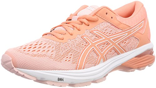 white Gt 6 Chaussures 1706 Pink De Rose seashell Femme Running 1000 Pink begonia Asics B7qwdR7