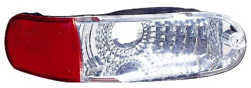 Depo 314-1301PXASVCR Mitsubishi Eclipse Diamond Back-Up Lamp Assembly