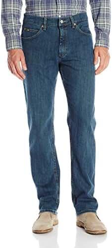 Lee Men's Regular-Fit Stretch Jeans