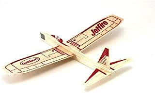 product image for Guillows Balsa Airplane Jetfire Glider Plane Toy Party Favor Lot Of 6