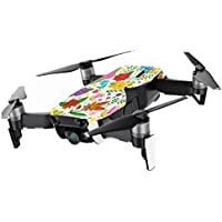 MightySkins Skin for DJI Mavic Air Drone - Flower Garden | Min Coverage Protective, Durable, and Unique Vinyl Decal wrap cover | Easy To Apply, Remove, and Change Styles | Made in the USA