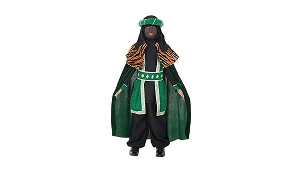 LLOPIS - Disfraz Infantil Rey Baltasar t-2: Amazon.es: Juguetes y juegos