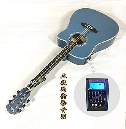 ERCZYO 41 pulgadas populares de gama media de la guitarra guitarra ...