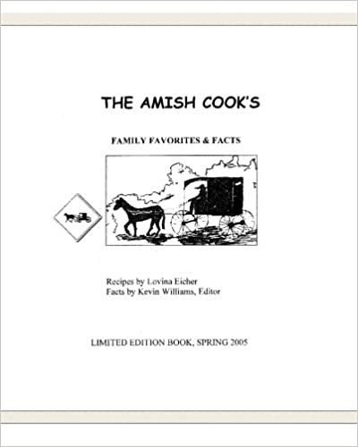 The Amish Cooks Family Favorites & Facts