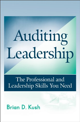Download Auditing Leadership: The Professional and Leadership Skills You Need Pdf