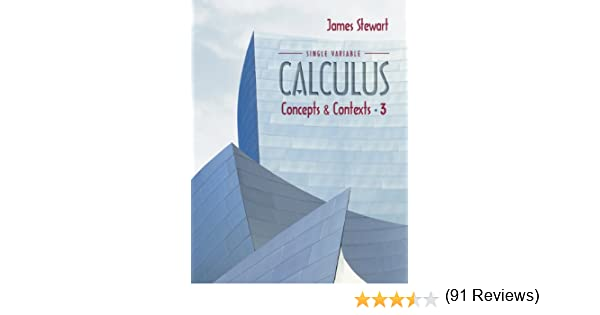 Single variable calculus concepts and contexts with tools for single variable calculus concepts and contexts with tools for enriching calculus interactive video skillbuilder cd rom and ilrn homeworkpersonal fandeluxe Image collections