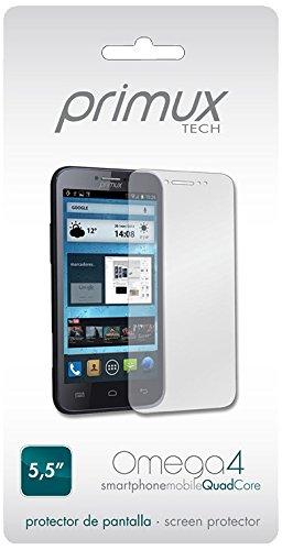 Primux Tech PTSCREO4 - Protector de pantalla para Primux Tech ...