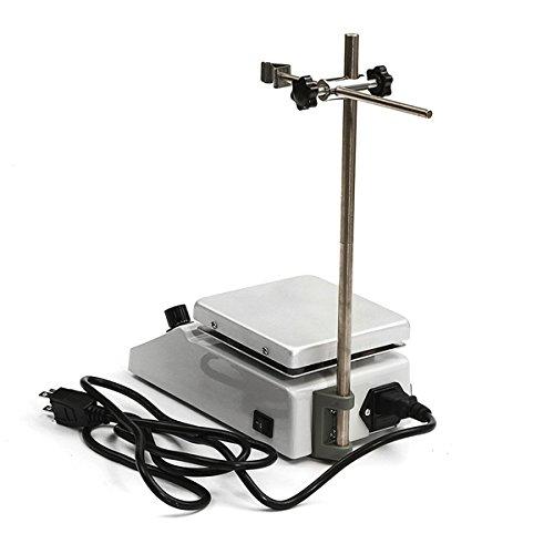 New 110V 50Hz SH-2 Hot Plate Magnetic Stirring Machine Stir Healthcare Lab by Letbobg (Image #5)