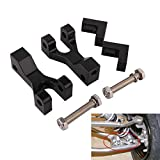 CNC Aluminum ATV Front Lowering Kit For Suzuki LTR 450 QuadRacer (Original stock A-Arms Only) Motorcycle Dirt Bike
