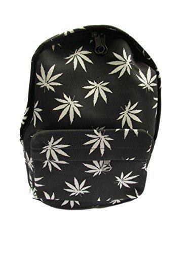 Herbes Sac Mauvaises Marijuana catz M Dos copie Étudiant À Mini catz Fat Cannabis Mode Par Unisexe Ou Ganja Drogue PwRYYX