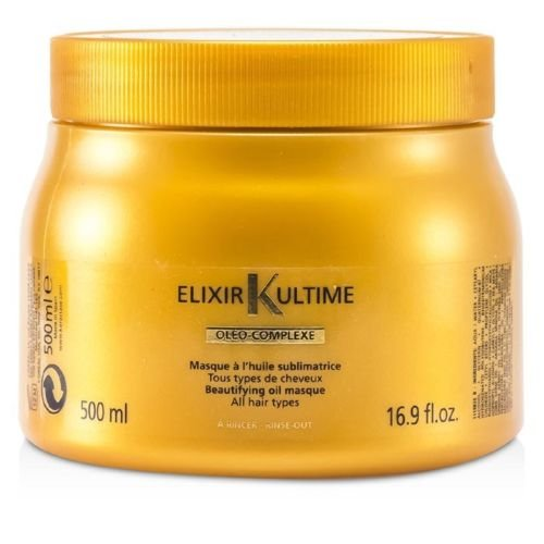Kerastase Elixir Ultime Oleo-complexe Beautifying Oil Masque (For All Hair 500ml Care Yours Hair