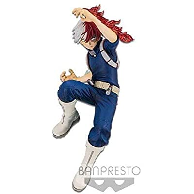 Banpresto My Hero Academia The Amazing Heroes vol.2 Shoto Todoroki (Repeat): Toys & Games