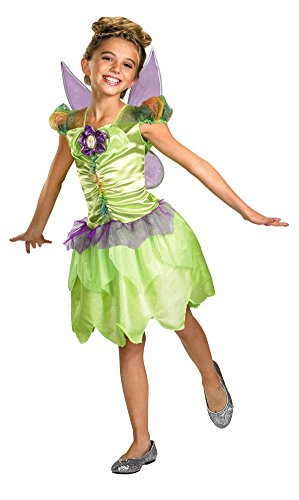 Pirate Tinkerbell Costumes (Tinker Bell Rainbow Toddler Costume 3T-4T - Toddler Halloween Costume)